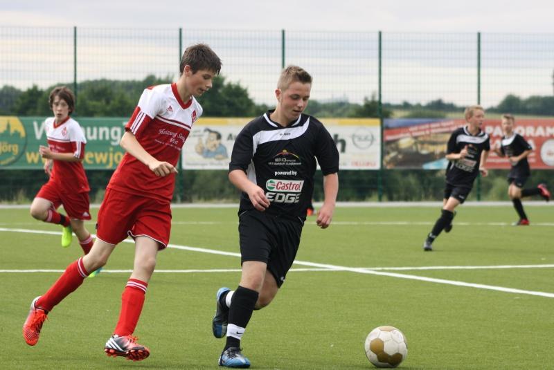 Testspiel: Grafschafter SV - BaWa 1:7 (0:2) Img_6325