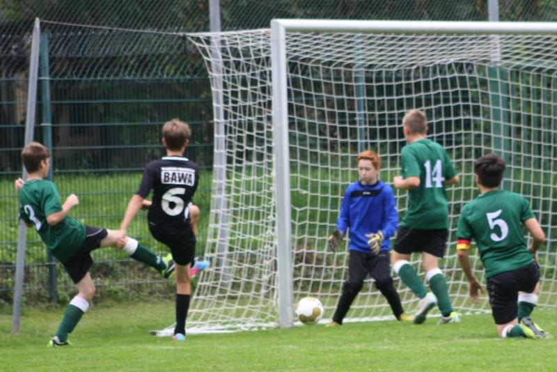 1.Spieltag: BaWa - JSG Brohltal/Oberzissen III 11:0 (8:0) Img_6626