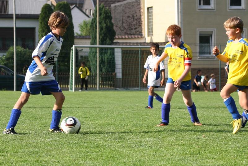 1.Spieltag: BaWa - JSG Dernau Img_6757