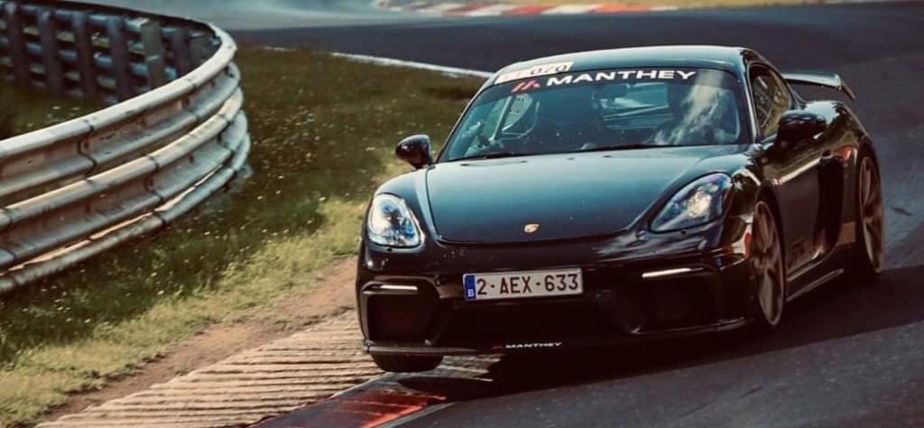 Présentation gt4 manthey racing  713e9910