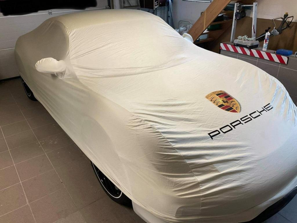 Housse intérieur 987 origine Porsche C6ee4410