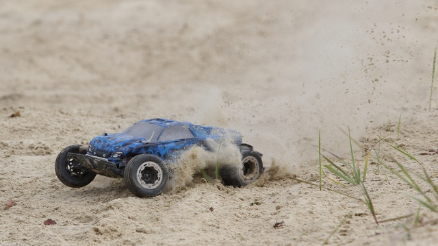 09 Rusty for Ever - Rustler Traxxas option Img_2611