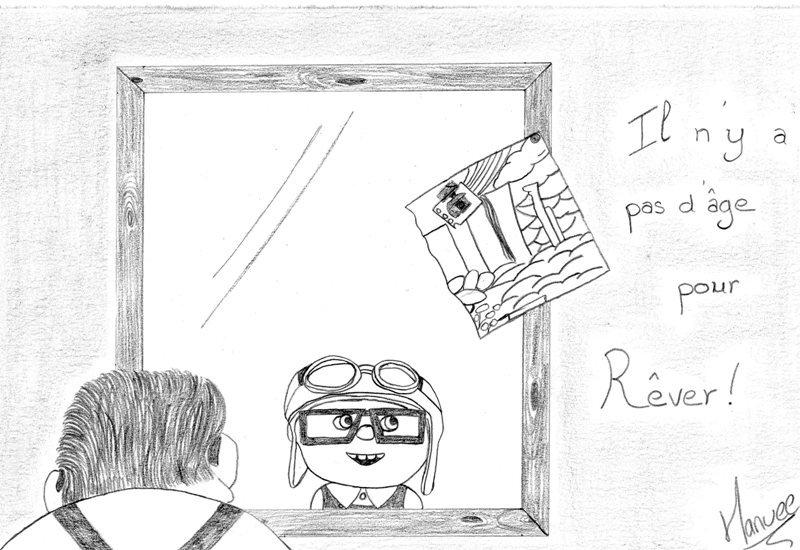 [Règle n°0] Concours de production artistique : saison 8 : semaine 19 : les enfants des couples disney. - Page 18 25704010