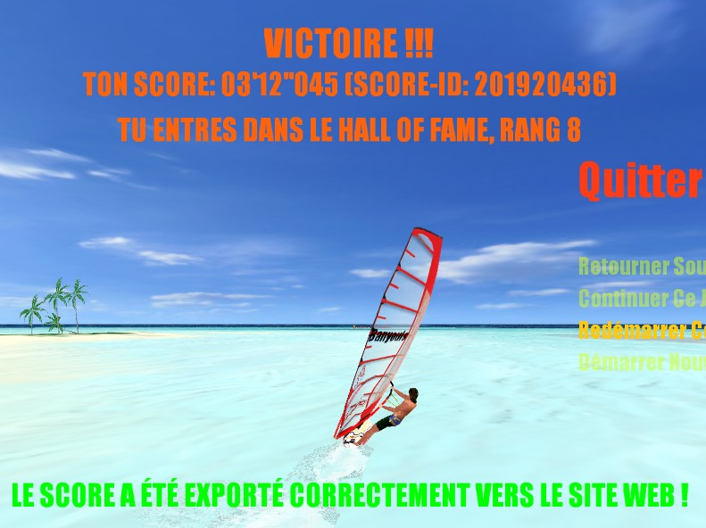 concours windsurf the game Super-13