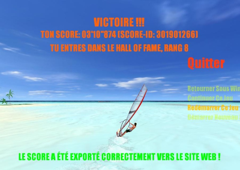 concours windsurf the game Super-14