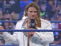 Steve Austin vs Chris Jericho vs The Brian Kendrick(Triple Treath Match) Vlcsna12