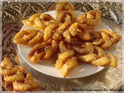 gâteaux algériens Griwec11