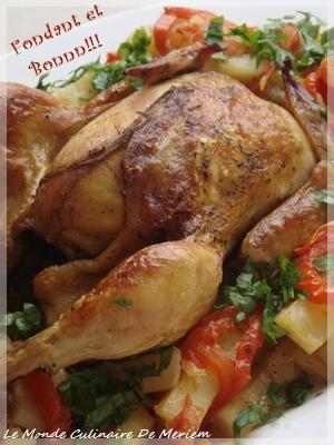 recettes de poulet Poulet11