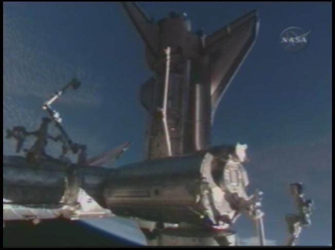 [STS-126] Endeavour : La mission - Page 3 Sans_123
