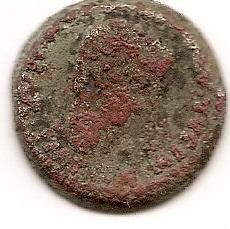 As de Itálica, reinado de Tiberio. Escane35