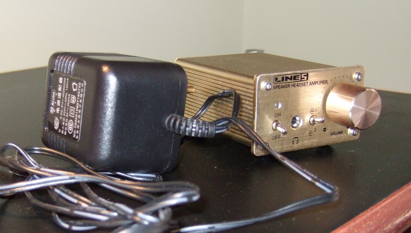 prefet - [Prova di ascolto]Mini prova del Preampli/ampli cuffie I-Sound A910 Modificato Dscf2510
