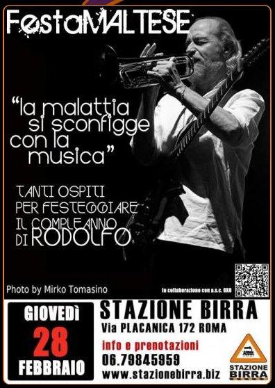 Festa Maltese - Stazione Birra - Morena (Roma) - 28 febbraio 2013 Maltes10