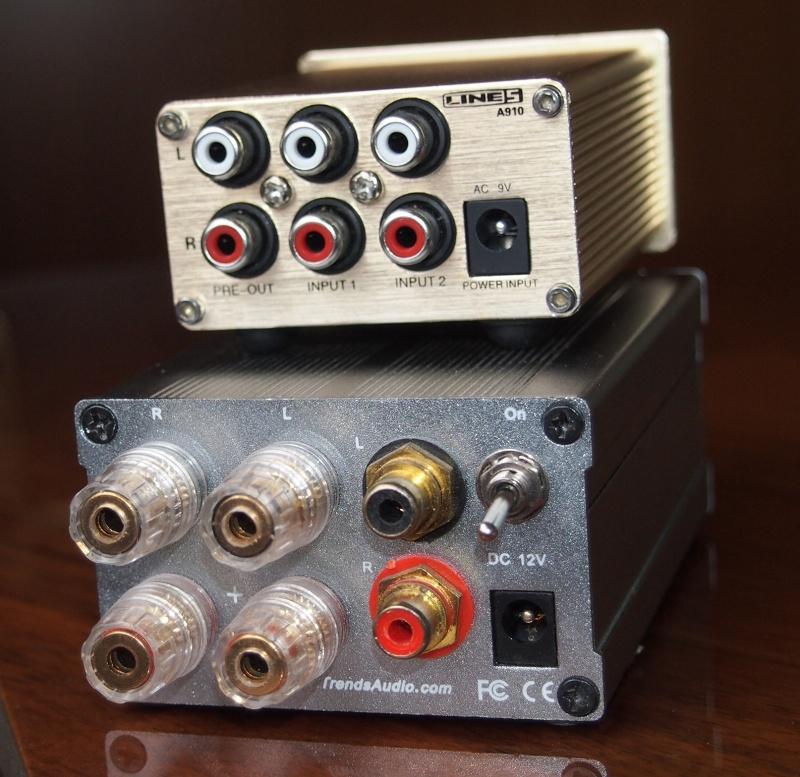 prefet - [Prova di ascolto]Mini prova del Preampli/ampli cuffie I-Sound A910 Modificato P3250212