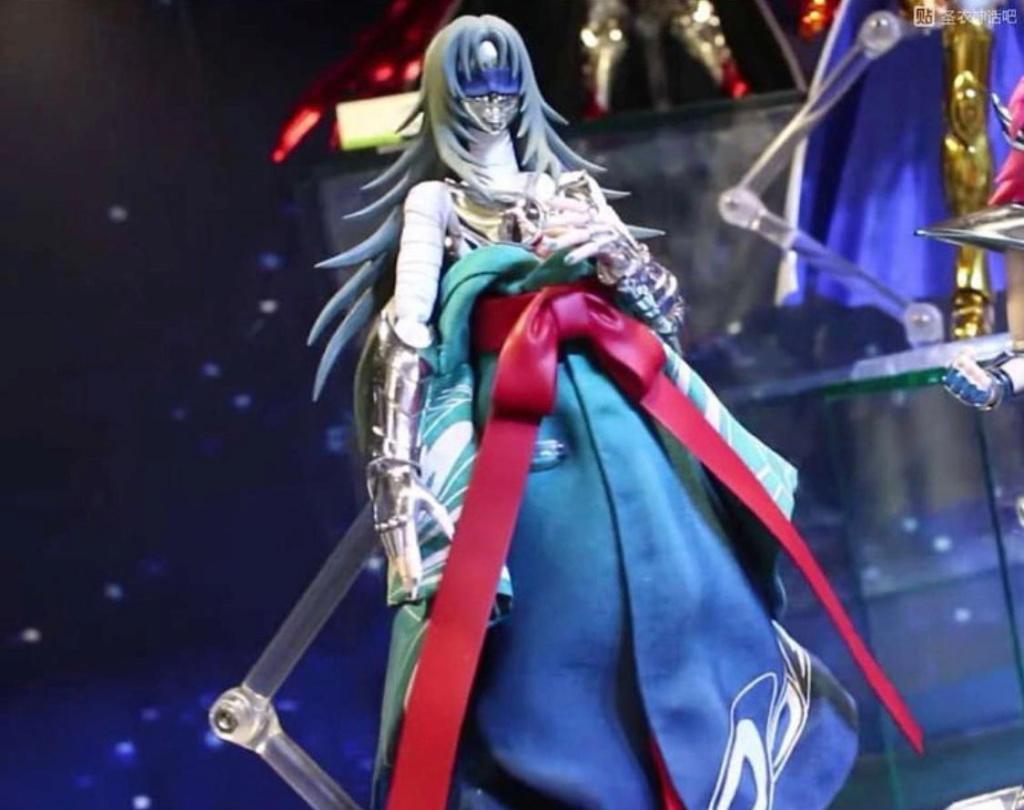 [Comentários] Mayura de Pavão Real Saint Cloth Myth  Img-2011