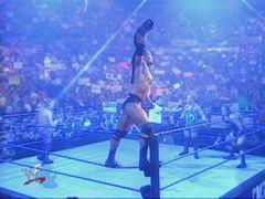 The Rock Veut Son premier match 0112