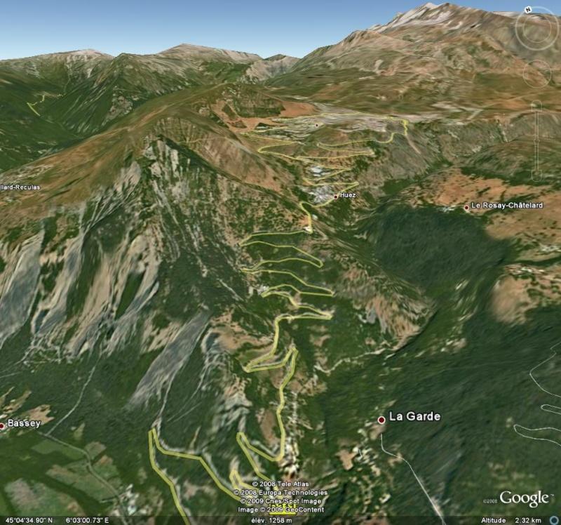 Les cols mythiques du Tour de France Alpe_d10