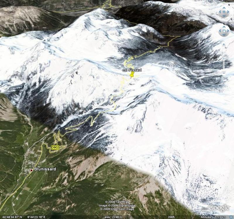 Les cols mythiques du Tour de France Izoard10