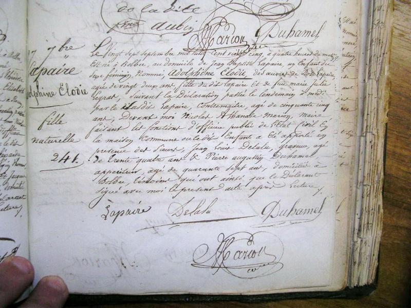 regiment - LAPAIRE : recherche de renseignements sur cette famille Dscn3210