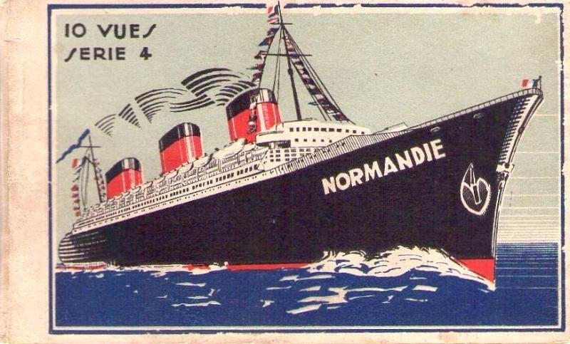 """ Normandie "" 110"