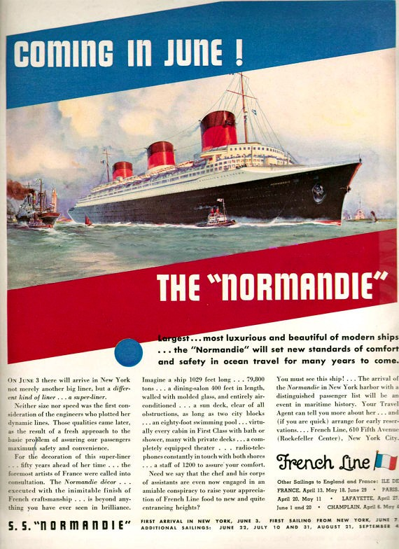 """ Normandie "" 1_10"