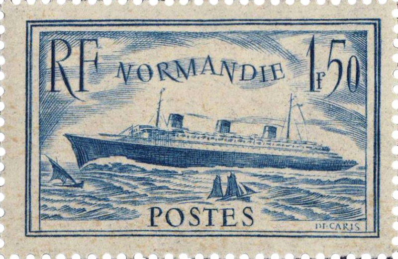 """ Normandie "" Franco10"