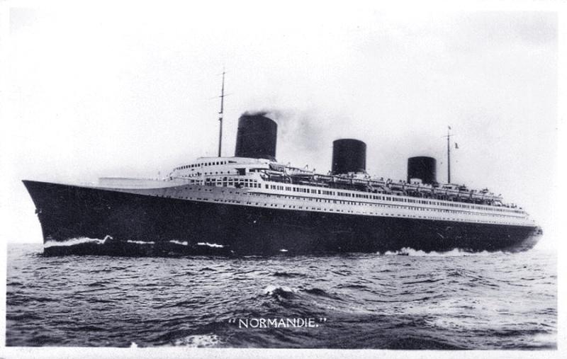 """"""" Normandie """" Naviga12"""