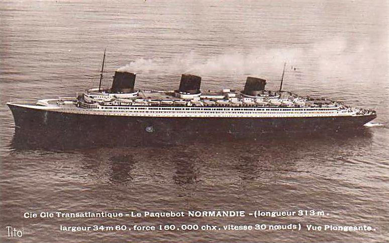 """"""" Normandie """" Naviga14"""