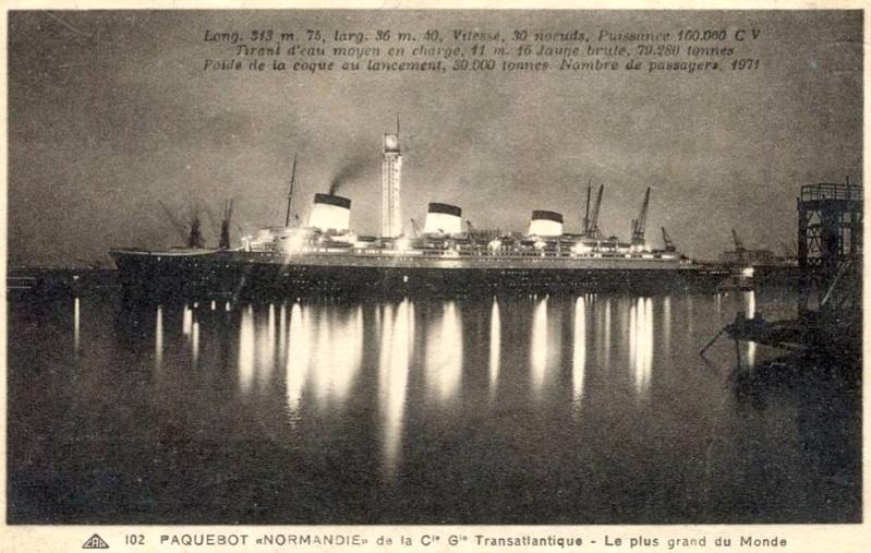 """"""" Normandie """" Nuit_110"""