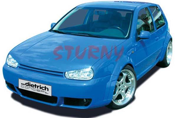 VW GOLF 4 By DIETRICH KIT LARGE Affmm121