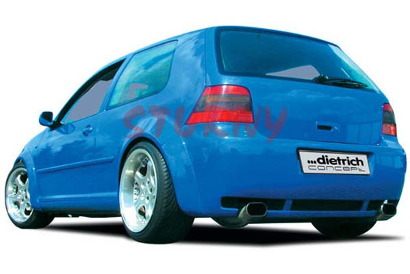 VW GOLF 4 By DIETRICH KIT LARGE Affmm122