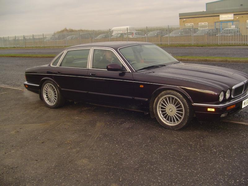 Jaguar XJ Sovereign Pictur20