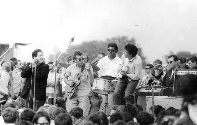 The Paul Butterfield Blues Band  : Live At Newport Festival 65' 10359_10