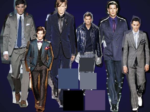 foto gaya berpakaian 2009 -pria Formal10