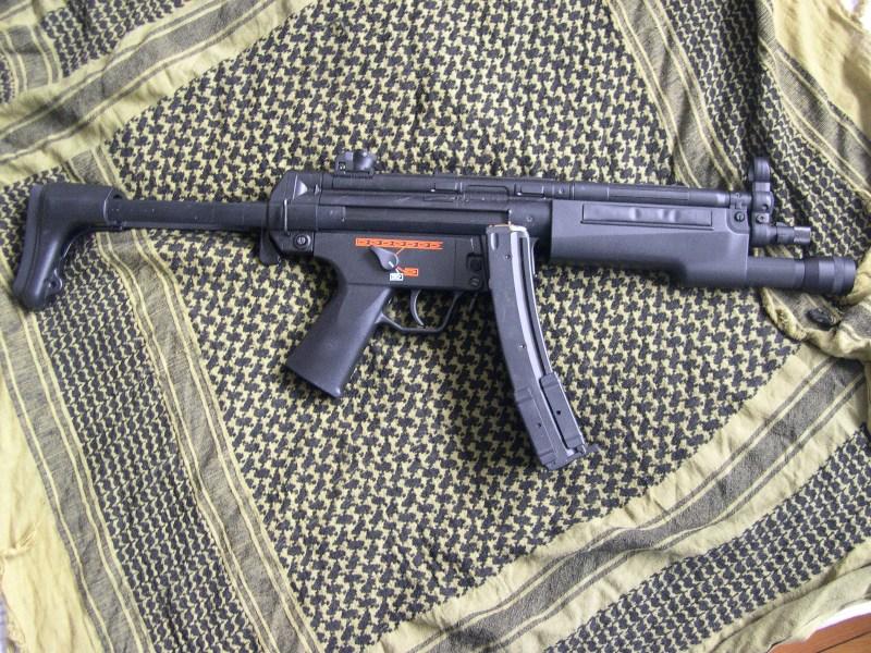 """MP5 A5 """" J """" Jing Gong Dscn0019"""