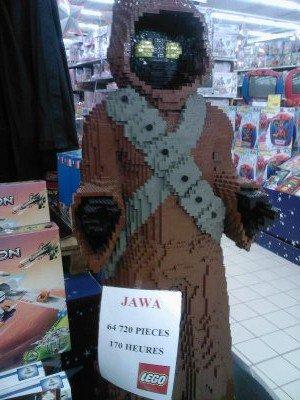 La Prélogie par LEGO 21793110