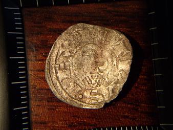 Dinero de Pedro el de Huesca (Aragon, 1094-1104) Franc210