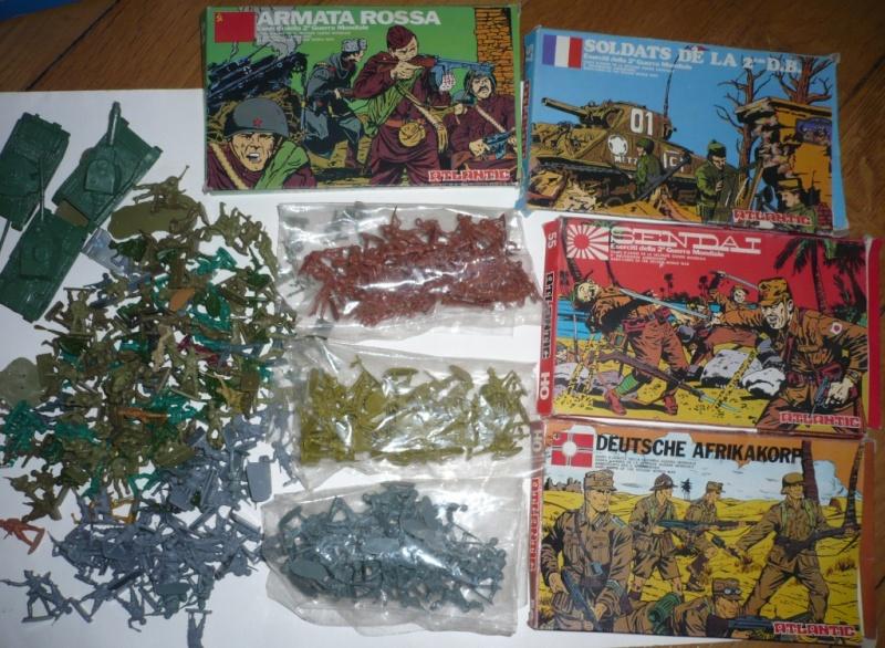 Petits soldats (Airfix, Atlantic, Esci, Matchbox) depuis 1970 P1070615