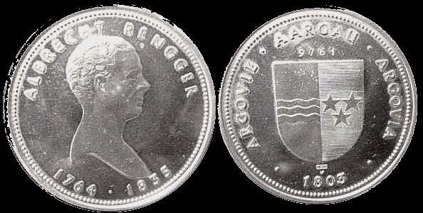 Médaille numerotée Medail11