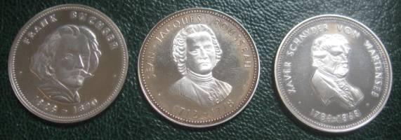 Médaille numerotée Photo210