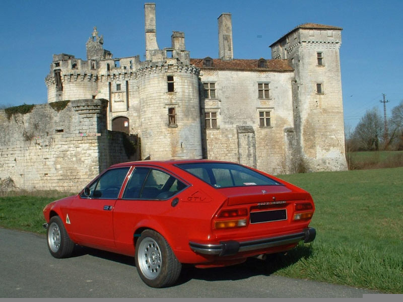 ma nouvelle auto  un GTV  inox  - Page 6 1548710