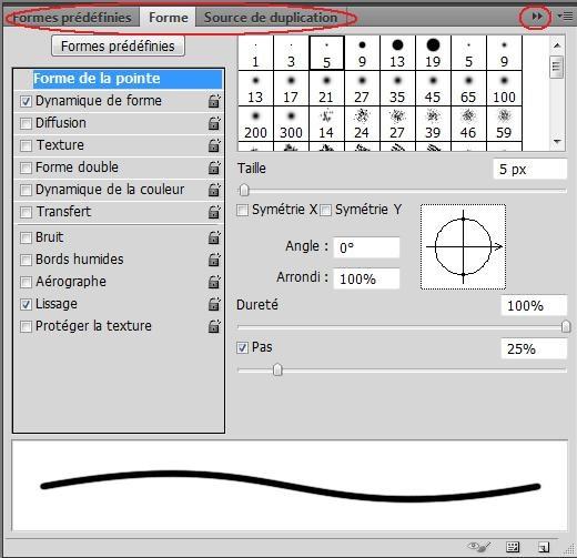 Comment configurer l'espace de travail sous PhotoShop 1010