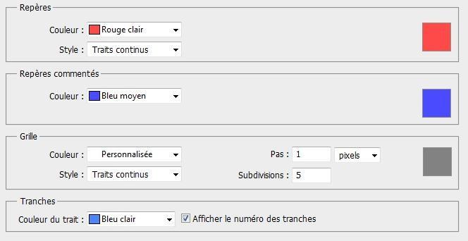 Comment configurer l'espace de travail sous PhotoShop 2110