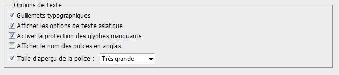 Comment configurer l'espace de travail sous PhotoShop 2310