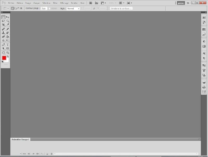 Comment configurer l'espace de travail sous PhotoShop 319