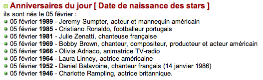 Almanach- Ephéméride Captur49