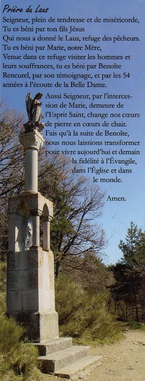 Notre Dame du Laus : la Belle Dame du Vallon des Fours (I) 12133710