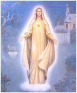 Les apparitions de Marie 147-4010
