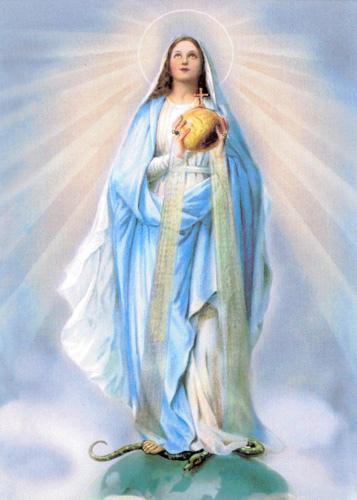 Les apparitions de Marie 32370612