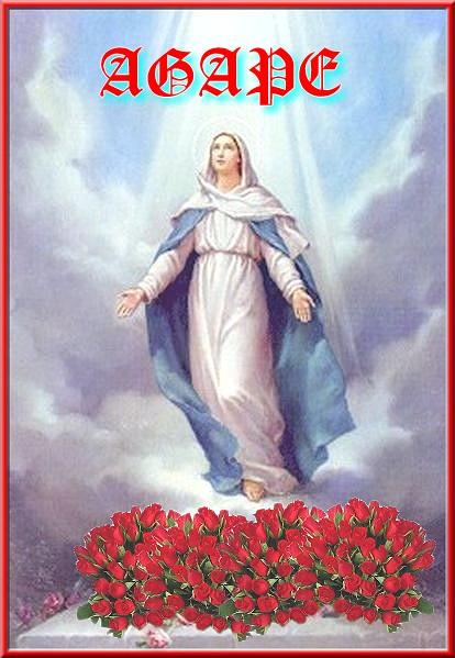 LES VISITES DE MARIE SUR NOTRE TERRE Agape110