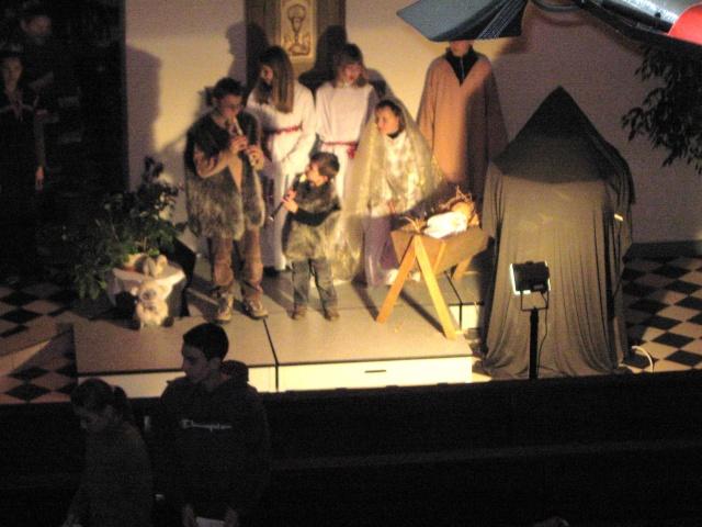 Fête de Noël des enfants à l'église le 21 décembre 2008 Img_2021